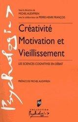 Créativité, motivation et vieillissement