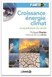 Croissance, énergie, climat