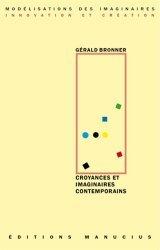 Croyances et imaginaires contemporains