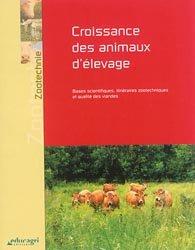 La couverture et les autres extraits de Nutrition et alimentation des animaux d'élevage. Tome 2, 2e édition