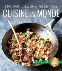La couverture et les autres extraits de Cuisine du monde