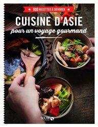 Cuisine d'Asie pour un voyage gourmand