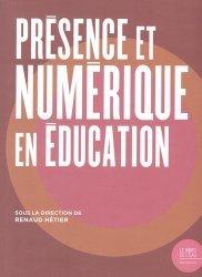 Culture numérique et place de la présence en éducation