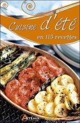 Cuisine d'été en 115 recettes