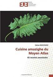 Cuisine amazighe du Moyen Atlas