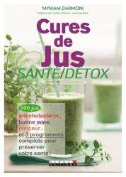 Cures de jus santé/détox