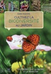 Cultivez la biodiversité au jardin