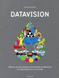 Datavision. Mille et une informations essentielles et dérisoires à comprendre en un clin d'oeil