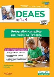 DAES domaines de competence 1 a 4 preparation complete pour reussir formation