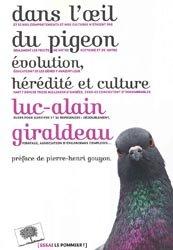 Dans l'oeil du pigeon