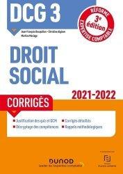DCG 3 Droit social