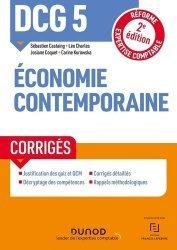 DCG 5 Economie contemporaine