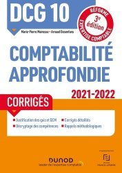 DCG 10 Comptabilité approfondie