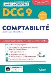 DCG 9 - Comptabilité : Manuel et Applications 2021-2022