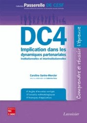 DC4 Implication dans les dynamiques partenariales institutionnelles et interinstitutionnelles