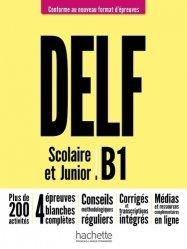 Delf scolaire et junior b1 + audio en téléchargement