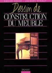 Dessin de construction de meuble