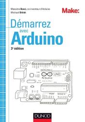 La couverture et les autres extraits de Arduino pour les Nuls poche