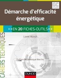 Démarche d'efficacité énergétique - en 20 fiches-outils