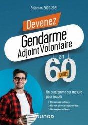 Devenez gendarme adjoint volontaire en 60 jours