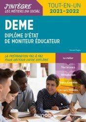 La couverture et les autres extraits de Mon grand guide pour entrer en école de travail social ASS, ES, EJE 2020