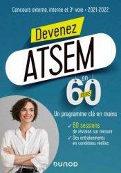 Devenez ATSEM/ASEM en 60 jours - 2021-2022