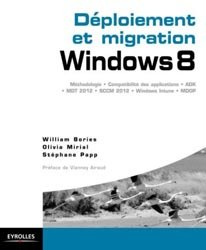 Déploiement et migration Windows 8