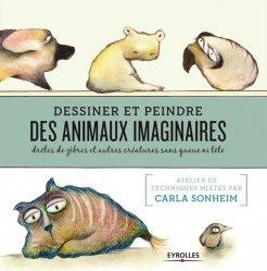 Dessiner et peindre des animaux imaginaires