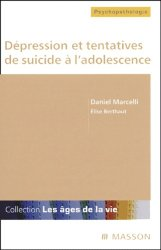 Dépression et tentatives de suicide à l'adolescence