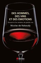 Des vins, des hommes et des émotions