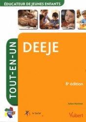 La couverture et les autres extraits de DEEJE Domaine de formation 1 à 4 - Annales corrigées Session 2015