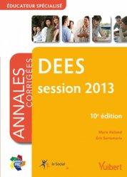 La couverture et les autres extraits de DEES session 2015
