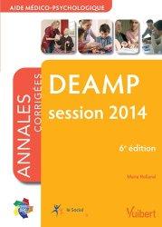 La couverture et les autres extraits de DEAMP session 2016