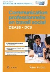 La couverture et les autres extraits de Intervention professionnelle en travail social, DEASS, DC 1
