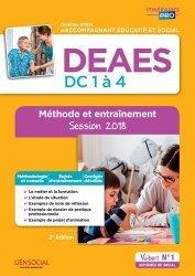 DEAES, diplôme d'Etat d'accompagnant éducatif et social