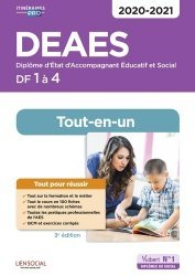 DEAES DF 1 à 4 2020-2021