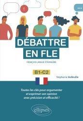 Débattre en FLE B1-C2