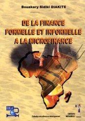 De la finance formelle et informelle à la microfinance