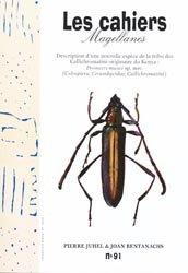 Description d'une nouvelle espèce de la tribu des Callichromatini originaire du Kenya : Promeces masai sp. nov.
