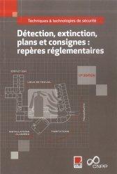 Détection, extinction, plans et consignes : repères réglementaires