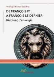 De François Ier à François le Dernier