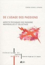 De l'usage des passions