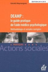 DEAMP : le guide pratique de l'aide médico-psychologique