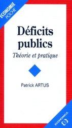 DEFICITS PUBLICS. Théorie et pratique