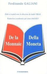De la Monnaie : Della Moneta
