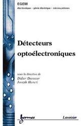 Détecteurs optoélectroniques