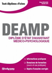 La couverture et les autres extraits de Diplôme d'État d'accompagnement éducatif et social (DEAES)