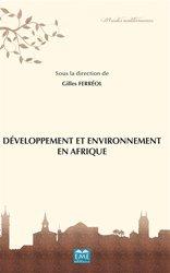 Développement et environnement en Afrique