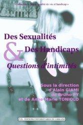Des sexualités et des handicaps