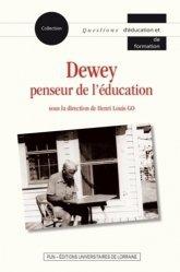 Dewey penseur de l'éducation
